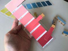 Afbeeldingsresultaat voor montessori material selber machen kindergarten