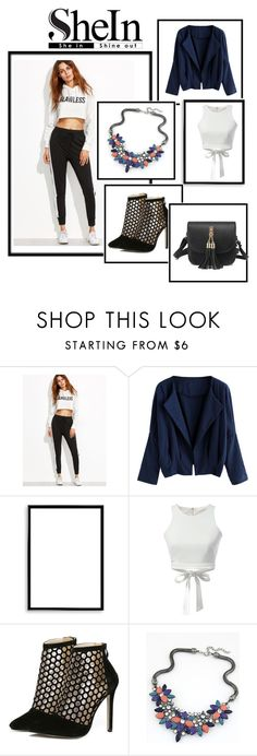 """""""I don't do sports"""" by confusioninme ❤ liked on Polyvore featuring Bomedo and WithChic"""