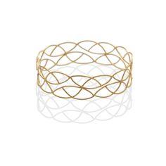 Na 3 | Gold Plated Bangle Bracelet - product image