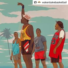 White men can't Jump Source by Dope Cartoons, Dope Cartoon Art, Black Cartoon, Cartoon City, Basketball Art, Basketball Design, Basketball Shirts, Basketball Legends, Trill Art