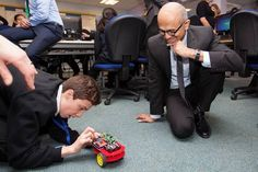 Let's make the digital physical with the BBC micro:bit!