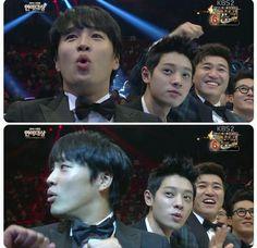 141227 - Jung Joon Young and hyung