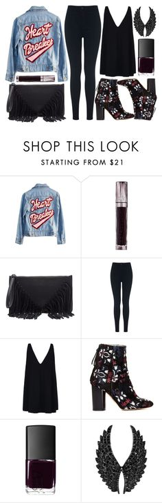 """street style"" by sisaez ❤ liked on Polyvore featuring High Heels Suicide, Urban Decay, Sole Society, Miss Selfridge, STELLA McCARTNEY, Isabel Marant, NARS Cosmetics and Plukka"