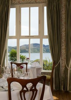 Romantic and Historic Carrig Country House Hotel is located on Carragh Lake on the famous Ring of Kerry driving route in Ireland. Country House Hotels, Blue Books, Sit Back, My Dream, Dream Hotel, Ireland, Dining, Romantic, Summer