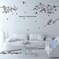 Large-Bird-Tree-Branch-Vinyl-Wall-Decals-Home-Art-Stickers-Kids-Nursery-Decor