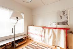 日当たりと風通しのいいアトリエでものづくりをするって、とっても幸せ。#A様邸練馬 #団地リノベ #シンプルな暮らし #アトリエ #日当たり良好 #EcoDeco #エコデコ #インテリア #リノベーション #renovation #東京 #福岡 #福岡リノベーション #福岡設計事務所 Organization, Home Decor, Getting Organized, Organisation, Decoration Home, Room Decor, Tejidos, Home Interior Design, Home Decoration