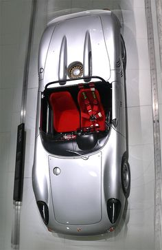 1962 Porsche -718-W-RS-Spyder