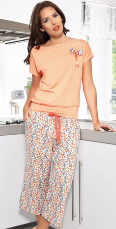 Summer PJ's for Women | cotton sleepwear for women