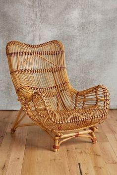 Anthropologie Susila Rattan Chair #anthrofave