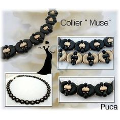 Pattern Necklace Muse by Puca®