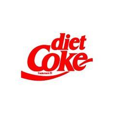 Diet Coke logo vector