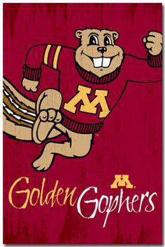 University of Minnesota - Logo 13 Poster