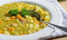 La recette de soupe aux pois de grand-maman à la mijoteuse... La MEILLEURE au monde!!!