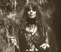 Bohemian Vintage Witch