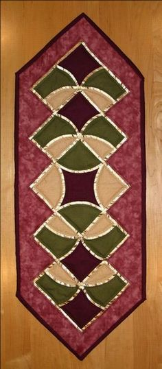 Free Download Table Runner Patterns | free tips ideas special offers lots of free quilt patterns and ...