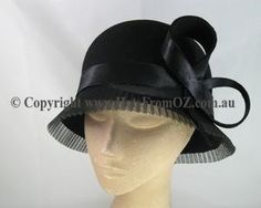 This is too cute- I would love to bring vintage womens hats/caps into fashion again!!!  I rock em' anyway-