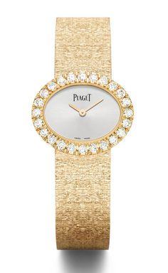 La montre Traditionnelle Ovale de Piaget