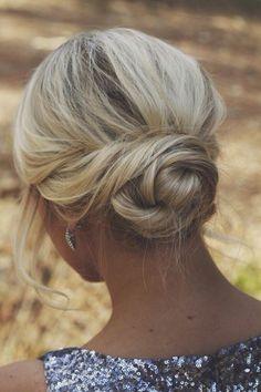 By Biombo | Peinados para la invitada perfecta