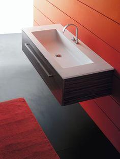 modern bathroom sinks faucets designs  pics