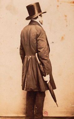 One of only two known photographs of Charles-Valentin Alkan, probably taken c. 1850.