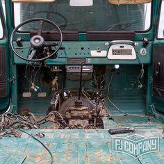 Restoration Update 1978 Toyota LandCruiser FJ43 Rustic Green #fj43 #fj40forsale #fj40 #fjcompany #fjrestoration
