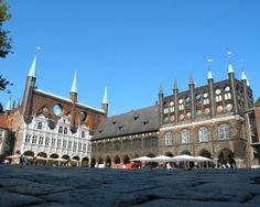#Townhall, Lübeck