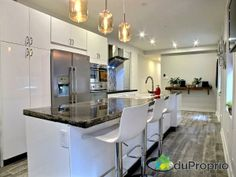 Check out this Dining Room in Le Plateau-Mont-Royal #DuProprio