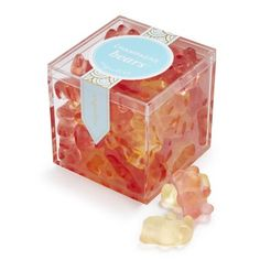 Sugarfina Champagne Bears, Small Cube, available at #surlatable