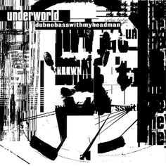 "UNDERWORLD ""Dubnobasswithmyheadman"" urban journal lyrics mythologizing the nocturnal street journeys of lyricist Karl Hyde, and eventually turned into a Tomato Project book with typographic illustrations by John Warwicker -- ""Mmm Skyscraper I Love You..."" artwork from which featured on Underworld's first massive LP release."