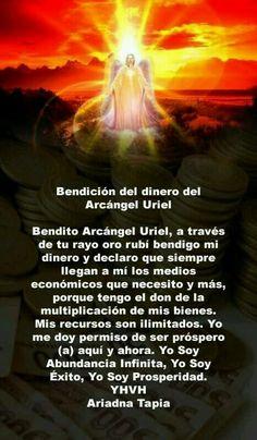 200 Arcángel Uriel Ideas Archangels Archangel Prayers Angel