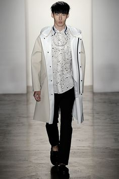 Patrik Ervell Spring 2015 Menswear Collection Photos - Vogue