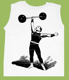 Muscle Shirt Boys Baby Boys Boys T Shirt by ChiTownBoutique