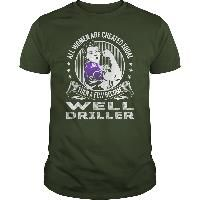 All Women are created Equal. Then a few become Well Driller Job Title TShirt.Search Bar on the top to find the best one (NAME , AGE , HOBBIES , DOGS , JOBS , PETS...) for you.