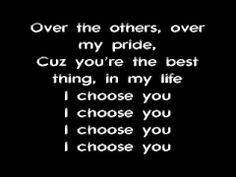 ryan leslie i choose you - wedding song