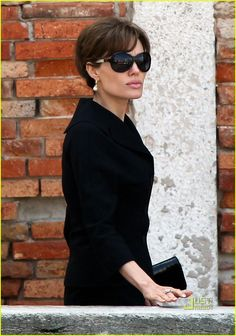 Angelina Jolie is Ferragamo Fabulous | Angelina Jolie Photos ...