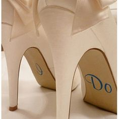 Bashert Weddings: Do Your Wedding Shoes Have Sole?