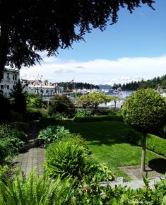 Roche Harbor, San Juan Islands Washington-visited here with Jason for a long weekend