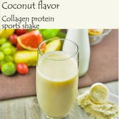 Fish Collagen Protein Energy Shake(Coconut)