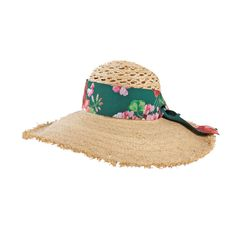 This Gucci Straw Wide Brim Hat offers shade and chicness, keeping your body cool, while looking cool.