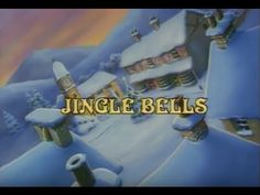 Animation based on the classic Christmas song .The annual village sleigh race has arrived once again, and Tom's rickety sleigh is the cause of such amu. Christmas Shows, Christmas Music, Christmas Movies, Christmas Videos, Holiday Movies, Classic Christmas Songs, C Anime, Youtube Movies, Human Connection