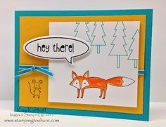 stampin up life in the forest - Google Search