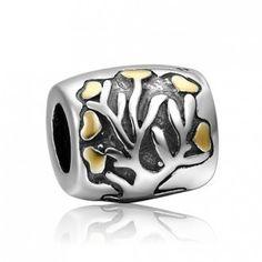 Tree of Life Charm 925 Sterling Silver Pandora #charms #pandora #accesories
