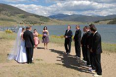 weddings on lake dillon - Google Search