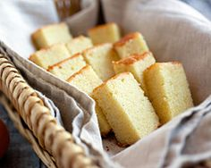 Butter Cake Recipe. A simple, golden cake with basic ingredients that tastes delicious!