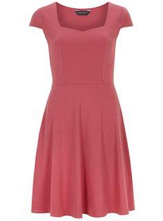 Tall rose sweetheart dress - dorothy perkins