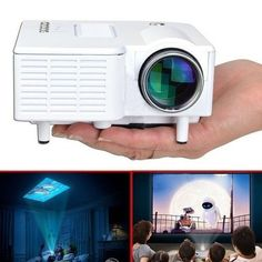 awesome Soyan Mini Projector Home Cinema Theater UC28+ Support Hd Video Games Tv Movie TXT Music Pocket Size Projector with USD,AV,SD,VGA,HDMI,Dc and Head phone Input White Check more at http://usdailyshop.com/product/soyan-mini-projector-home-cinema-theater-uc28-support-hd-video-games-tv-movie-txt-music-pocket-size-projector-with-usdavsdvgahdmidc-and-head-phone-input-white/