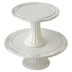Originally $134.00, now $67.95 I pinned this 2 Piece Allora  Cake Stand Set from the A Sparkling Soiree event at Joss and Main!