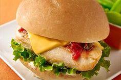 cheesy-southwest-chicken-sandwiches-113742 Image 1