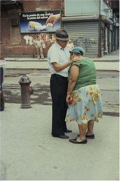 Helen Levitt. NY 1978 [original?]