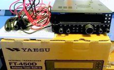 """Sale!!!! YAESU FT-450D 100W HF Radio Box Buy on 26 March *Pristine FREE SHIPPING  Buy / Comprarlo en  MH Parts and Facebook: us/ 720 Free Shipping  eBAY Price us/720 Free Shipping : https://www.ebay.com/itm/123209562623  Mercadolibre (Americas) Correo Gratis: $2.070.000  Write Us / Escribanos """"MH Parts always thinking in our Ham Radio stations"""" """"MH Parts siempre pensando en nuestros Radioaficionados"""" #electronic #radio #hamradio #icom #yaesu #kenwood #swap #radioaficionados #radioaficionado…"""